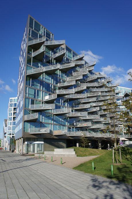 visionary housing architecture by bjarke ingels in copenhagen