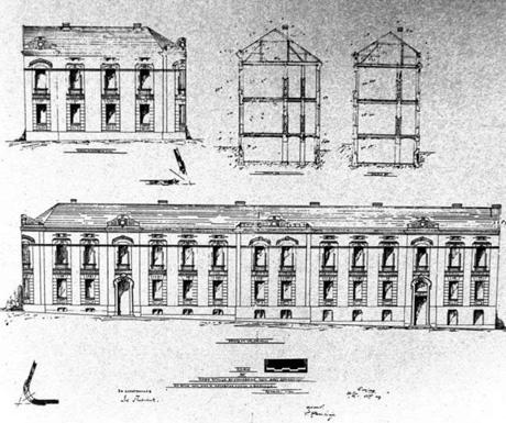 Talentovane Srpske arhitekte Kuca-Arse-drenovca-sa-ugla-Kosovske-i-Kondine-1907_1