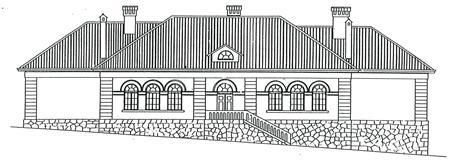 Elementary school in Gornji Matejevac