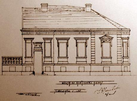 Talentovane Srpske arhitekte Kuca-na-uglu-srebrenicke-i-kosancicevog-venca-1907